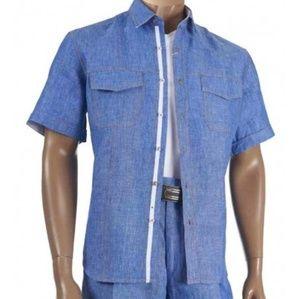 Other - Inserch Linen Suit